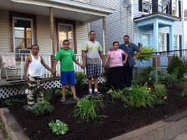 Frontyard Lead Remediation with Greenspace