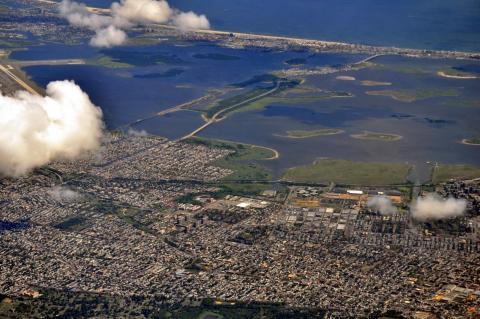Jamaica Bay Aerial