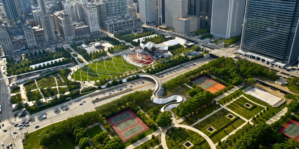 parks in the 21st century chicago Abandoned office parks should become the artists' lofts of the 21st century written by dan reed | published on april 11, 2016 artists priced out of dc could make great use of old office.