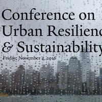 Conference on Urban Resilience & Sustainability