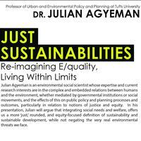 Dr. Julian Agyeman poster