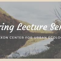 Spring Lecture Series banner